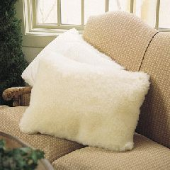SnugSoft Wool Pillow Shams