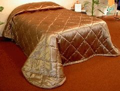 Affordable Bedspreads Custom Made Solid Color Percales
